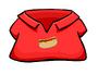 Red Hot Dog Shirt