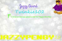 Twinkie award