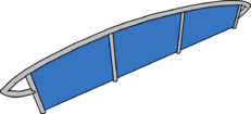 Arch Ramp furniture icon