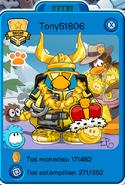 Busqueda gold puff