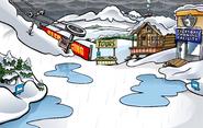 Great Storm of 2010 rain Ski Village