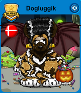 Halloween Dogluggik xD