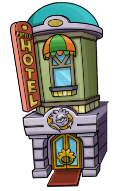 HotelPuffle