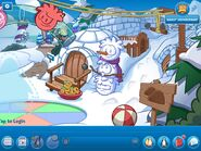 Igloo village 21