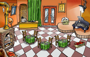 Pizza Parlor Opening Pizza Parlor