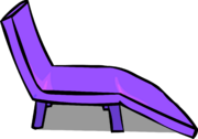 Purple Plastic Lawn Chair sprite 005