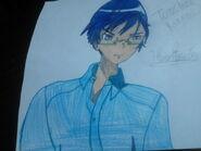 Tomohiko Kazami Dibujo Por Hero