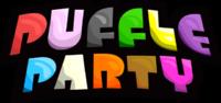Fiesta de Puffles 2009 logo inglés