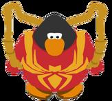 Iron Spider Bodysuit ingame