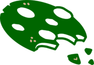 Orange Puffle Dimension logo
