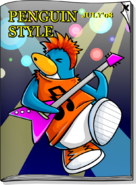 Penguin Style July 2008