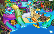 Puffle Party 2016 Cove