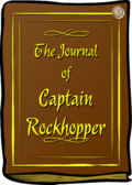 The Journal of Captain Rockhopper cover