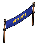 Banner found at end SLed RaCing