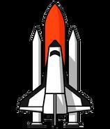 Beta Team Solar System Space Shuttle