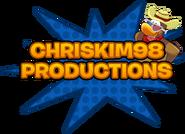 Chriskim98 spoiler alert logo