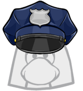 Cop Cap clothing icon ID 1421 updated
