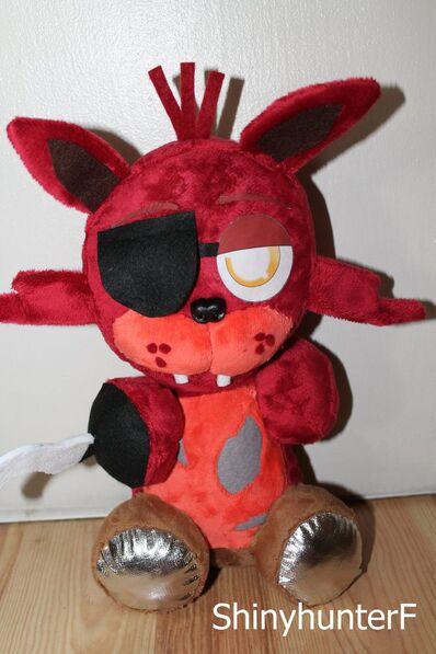 Foxy peluche