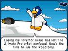Gary use robotomy