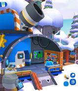 Mt Blizzard Gary Lab