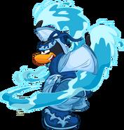 Ninja-agua