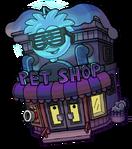 PetShopExteriorBuildingHollywoodParty