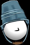 Sombrero de Cubo icono anterior