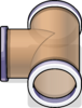 T-joint Puffle Tube sprite 035