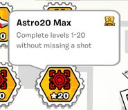 Astro20 max stamp book