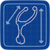 Blueprint Doctor's Stethoscope icon