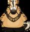 Caballo de Hans icono
