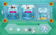 Frozen Fever Party 2015 interface page 4
