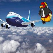 Jet Pack Guy Plane Giveaway