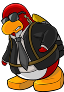 Pinguino Jet-Pack