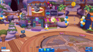 Waddle On Party Boardwalk shops