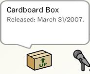 CardboardBoxPinSB