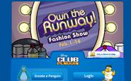 FashionShowlogin