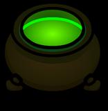 Glowing Cauldron sprite 002