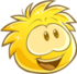 Golden Puffle Stamp 1