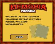 Instrucciones de Memoria Pinguina