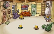 Instrument Hunt Ski Lodge