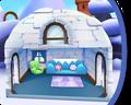 Island Live igloo