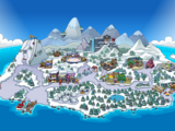 Isla de Club Penguin (Lugar)