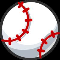 Pelota de Béisbol icono