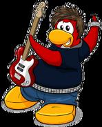 Penguin Band Makover Stompin Bob
