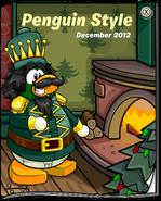 Penguin Style December 2012