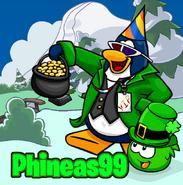 Phineas99StPatricksDay2014Icon