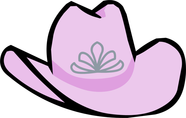 File:Pink Cowgirl Hat.png