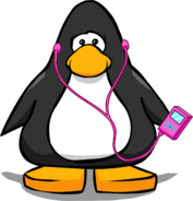 Pink MP3000 PC