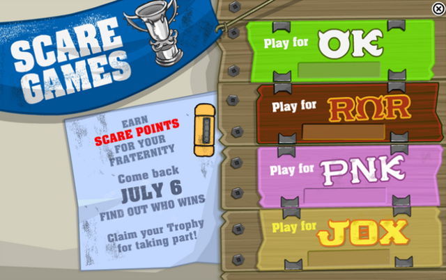 File:Scare Challenge Main Screen.png